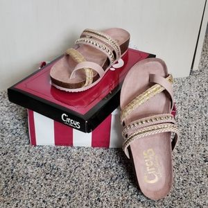 NIB Circus Flats by Sam Edelman,  color Blush